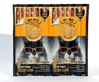 Prime Taste Treats Chicken Jerky - 2 Pack