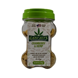 Cani Bits - Cranberry & Hemp - 10 Oz