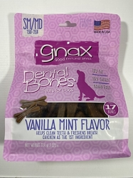 Dental Bones - Vanilla Mint Flavor - SM/MD 17 Bones