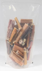 Ultra Chewy Naturals Bully Stick Tips