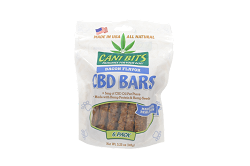 Cani Bits - Bacon Flavor - CBD Bar
