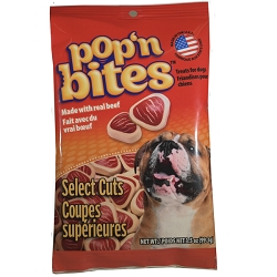 Pop'n Bites Select Cuts - 2 bags