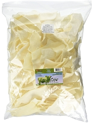 Green Cow Rawhide Natural Chips, 5-Pound Bag