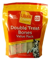 Ultra Chewy Double Treat Bone Value Pack