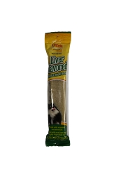 Ultra Chewy Liver Flavored Double Treat Bone - 2 Units