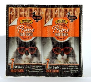Prime Taste Treats Duck Jerky - 2 Pack