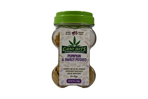 Cani Bits - Pumpkin Sweet & Potato - 10 Oz
