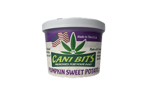 Cani Bits - Pumpkin &Sweet Potato - 4 Oz