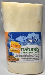 Ultra Chewy Naturals 3-4 Filled Bone Bacon and Cheese Flavor