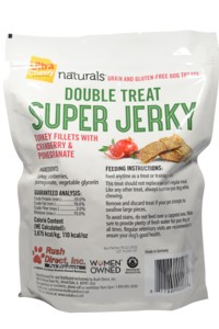 Ultra Chewy Naturals 5-6 Filled Bone Peanut Butter Flavor